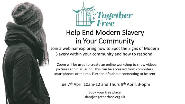 Together Free webinar